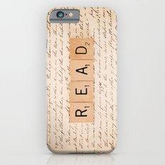 Bookaholic iPhone 6s Slim Case