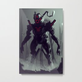 Darkfall Graven Metal Print