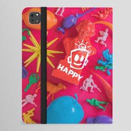 PRIDE (Plastic Menagerie Version) iPad Folio Case