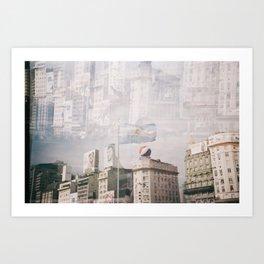 Smena 35 take #4 Art Print