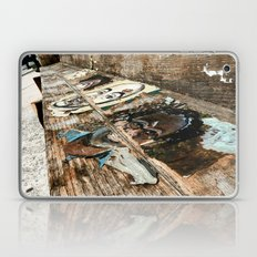 Sit Down, and Stay a While Laptop & iPad Skin