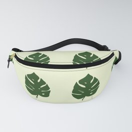 Monstera Leafs Fanny Pack