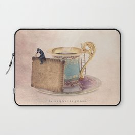 The biscuit sculptor Laptop Sleeve