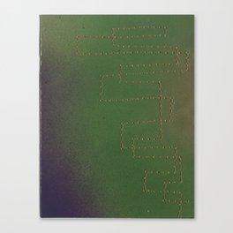 Vellichor Canvas Print