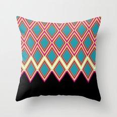 GlamourII Throw Pillow