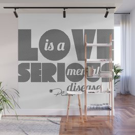 Love - By Plato Wall Mural