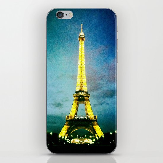 J'aime Paris! iPhone & iPod Skin