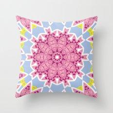 Kaleidoscope #2 Throw Pillow