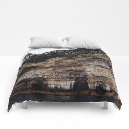Pictured Rocks II Comforters