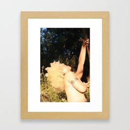 Resistance out Framed Art Print