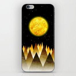 Landscape TT iPhone Skin