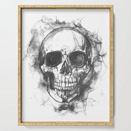 Skull No. 1 Serving Tray