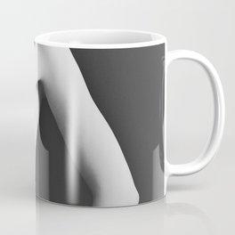 nude bw Coffee Mug