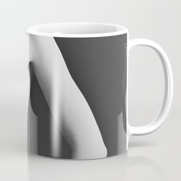 nude bw Coffee Mug