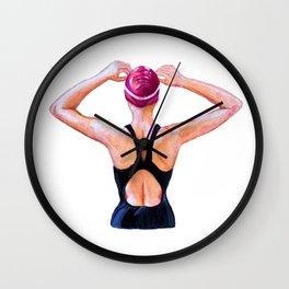 Determination Wall Clock