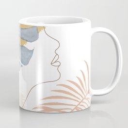 Line in Nature III Coffee Mug