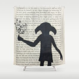 Dobby! Shower Curtain