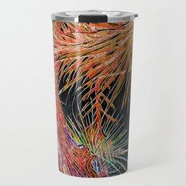 Joshua Tree Mosaic by CREYES Travel Mug