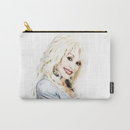 Dolly Parton - Pop Art Carry-All Pouch