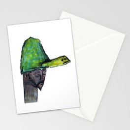 Turtle Man Stationery Cards