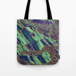 coastal pastel Tote Bag