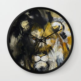The Perfect Beast Wall Clock