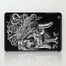 Serpent Warrior iPad Case