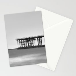 Hornillo Pier. 1903. Aguilas Stationery Cards