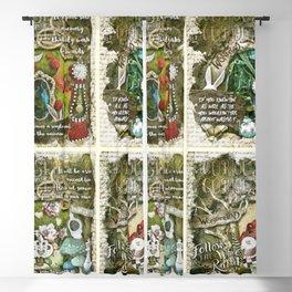 Alice of Wonderland Series 2 Blackout Curtain
