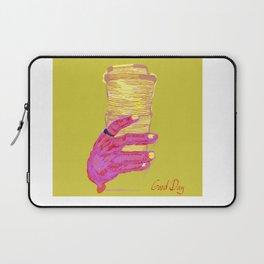 A Cup of Joy Laptop Sleeve