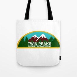 Twin Peaks: Twin Peaks Sheriff's Department Tote Bag