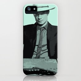 Raylan Givens 4 iPhone Case