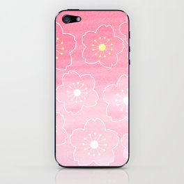 Sakura Bloom iPhone Skin