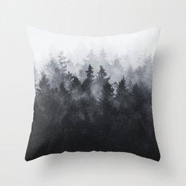 The Heart Of My Heart // Midwinter Edit Throw Pillow