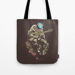 Lonely Man Tote Bag