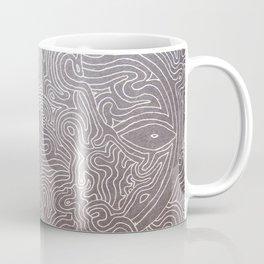 Melting eye Coffee Mug