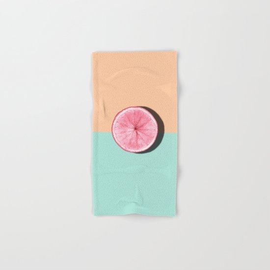 Citrus #01 Hand & Bath Towel