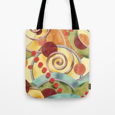 Europa Design Tote Bag