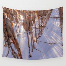 Frozen Corn Wall Tapestry