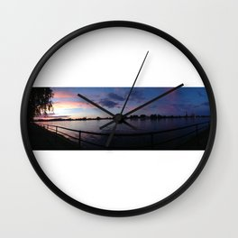 The Changing Sky Wall Clock