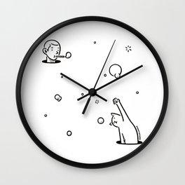 Bubblepop Wall Clock