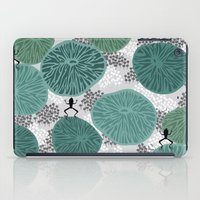 amy pond iPad Cases featuring pond by frameless