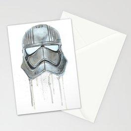 Captain Phasma - Empty Masks Stationery Cards