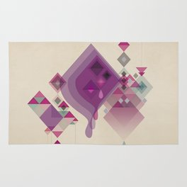 Abstract illustrations Rug