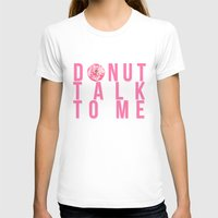 donuts T-shirts featuring Donuts by lastminutebinge
