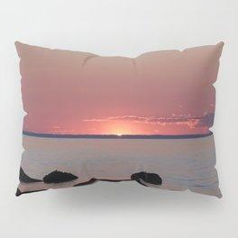 Last Light of the Day Pillow Sham