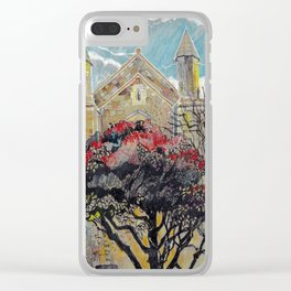 Near The Hope & Anchor, Rye Clear iPhone Case