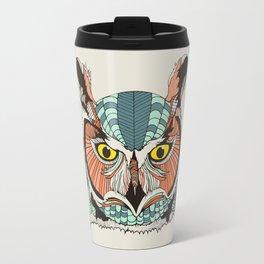 OWLBERT Travel Mug