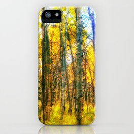 Aspens iPhone Case