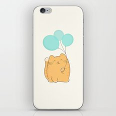 gil, the cat iPhone Skin